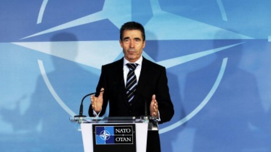"""НАТО ще одобри искането на Турция за ракети """"Пейтриът"""""""