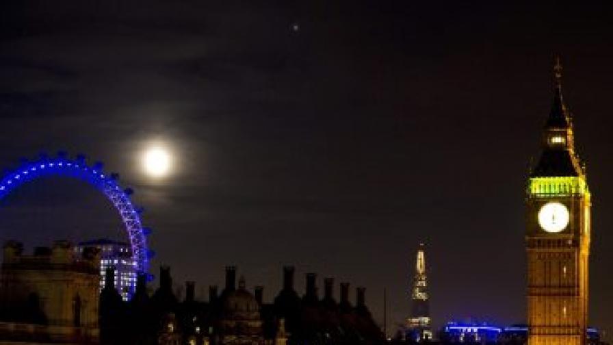 В Лондон пак плашат с наплив от имигранти