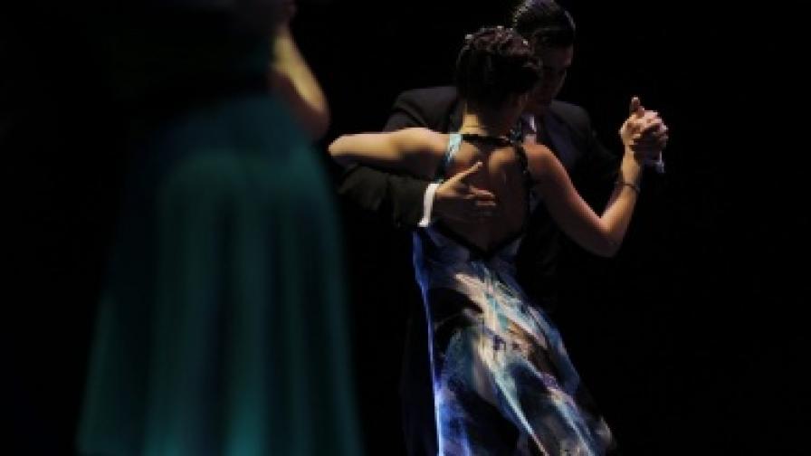 В деня на аржентинското танго