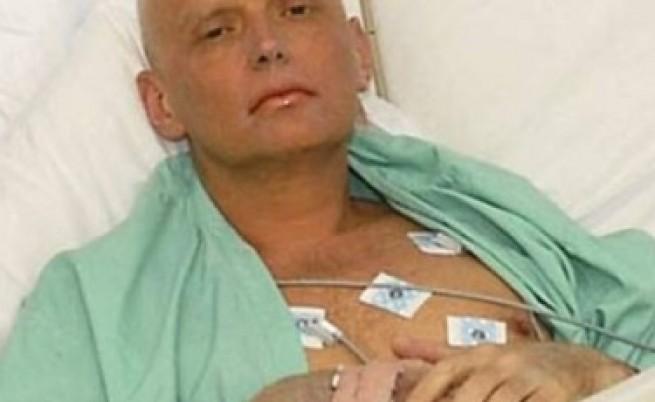 Литвиненко е работил за МИ 6 и за испанските служби