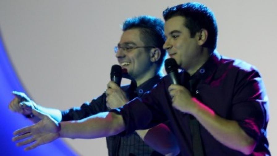 Иван и Андрей вече в TV7