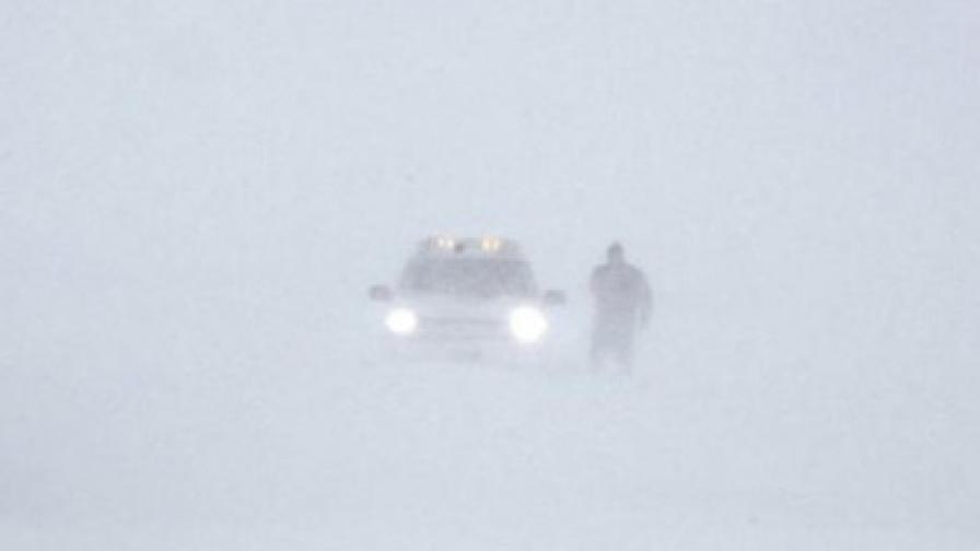 Бедствено положение в Шуменско, никакви автомобили в Разградско