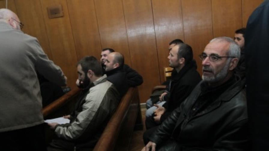 Още свидетели на процеса срещу мюсюлмани в Пазарджик