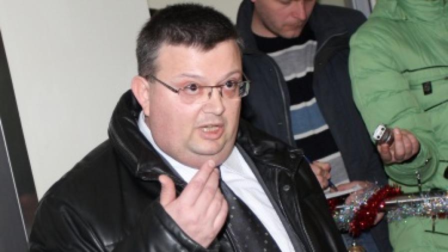 Сотир Цацаров - главен прокурор на Република България