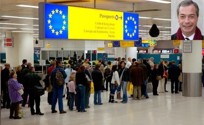 Милиони българи и румънци нахлуват във Великобритания