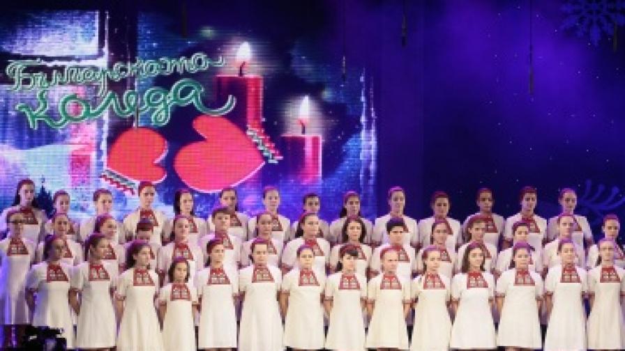 """""""Българската Коледа"""" събра над 1,5 млн. за лечението на деца"""