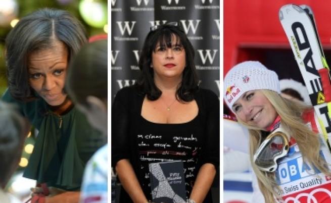 Жените, поставили отпечатъка си върху 2012 г.