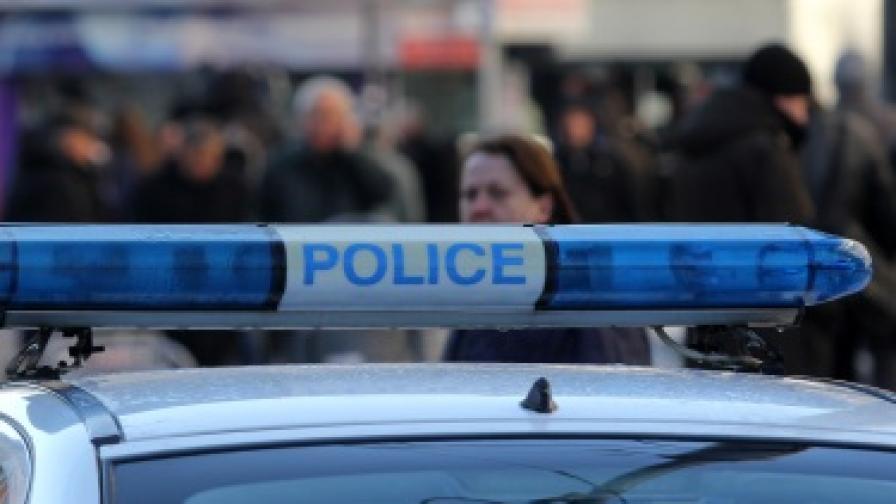 """Задържаха пиян шофьор след преследване по автомагистрала """"Тракия"""""""