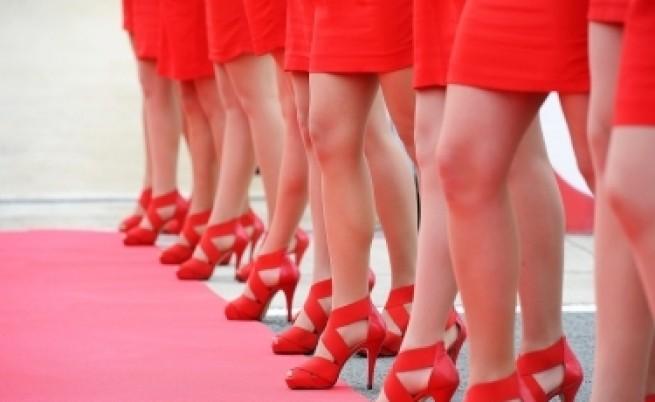 Колкото по-високи са токчетата, толкова по-сексапилна е жената