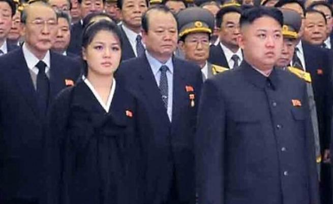 Ким Чен-ун се сдобил с второ бебе