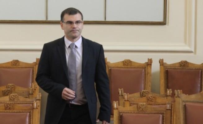 Симеон Дянков: Темата на 2013 г. е безработицата