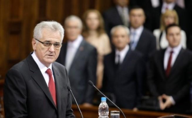 Сърбия: Никога няма да признаем държава Косово