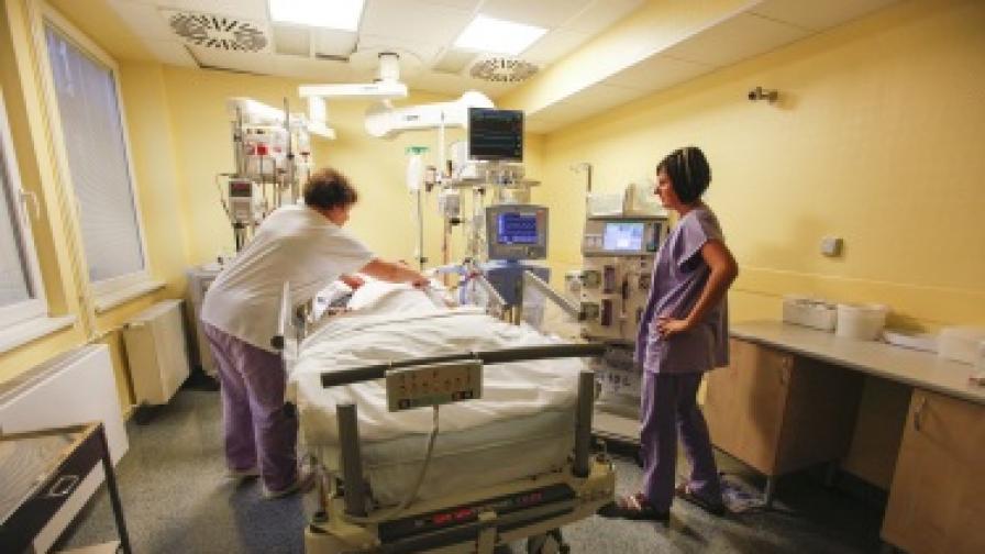 36-годишна жена в мозъчна смърт стана донор на трима