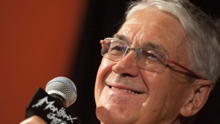 Почина Клод Нобс, основателят на фестивала в Монтрьо