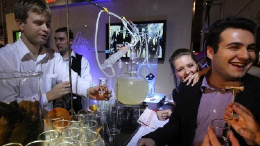 Отказването от алкохола през януари вреди на здравето