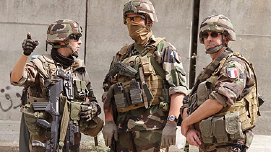 Франция даде жертва и в Мали