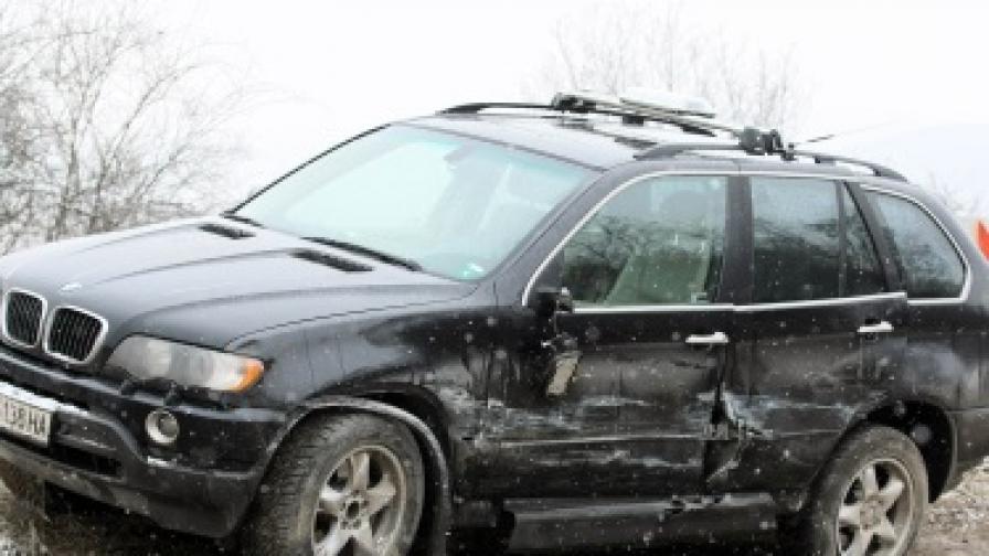 Намалявали катастрофите с коли на НСО