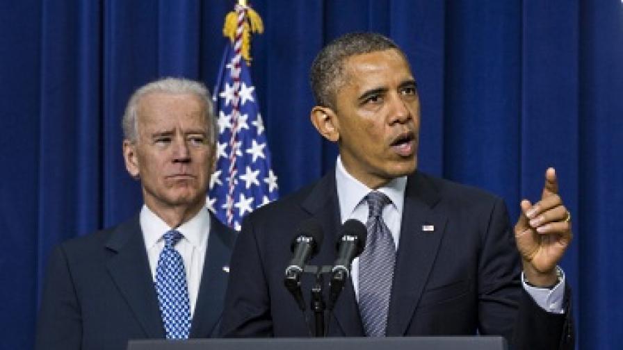 Обама представи плана си за контрол на оръжията