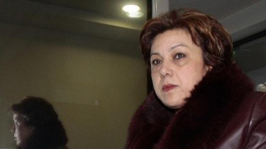 Прокурор Галя Гугушева