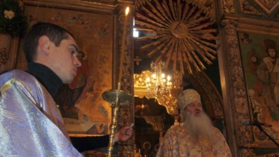 Св. Атанасий гони зимата