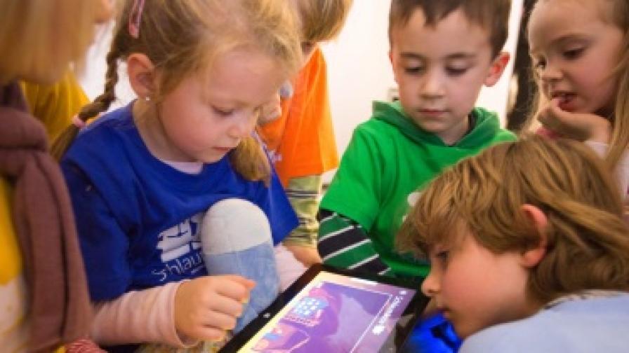 Децата и чуждите езици: Никога не е прекалено рано