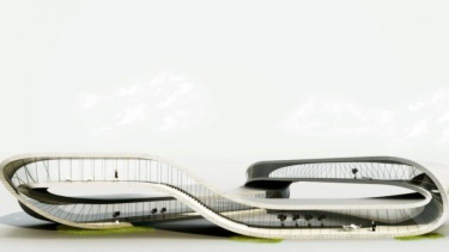 """Архитект планира да """"принтира"""" сгради"""