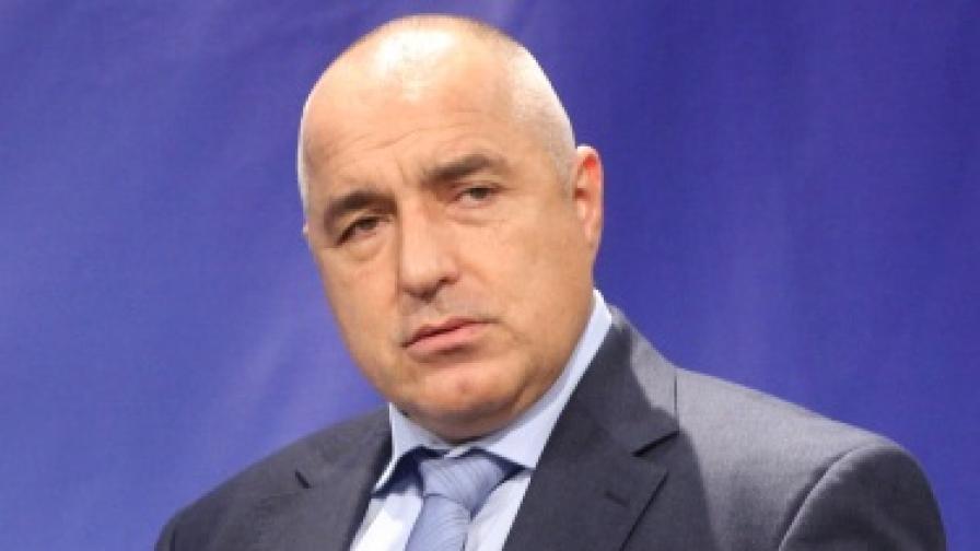 """Бойко Борисов: Даваме 400 млн. лв. на """"Париба"""" през май за """"Белене"""""""