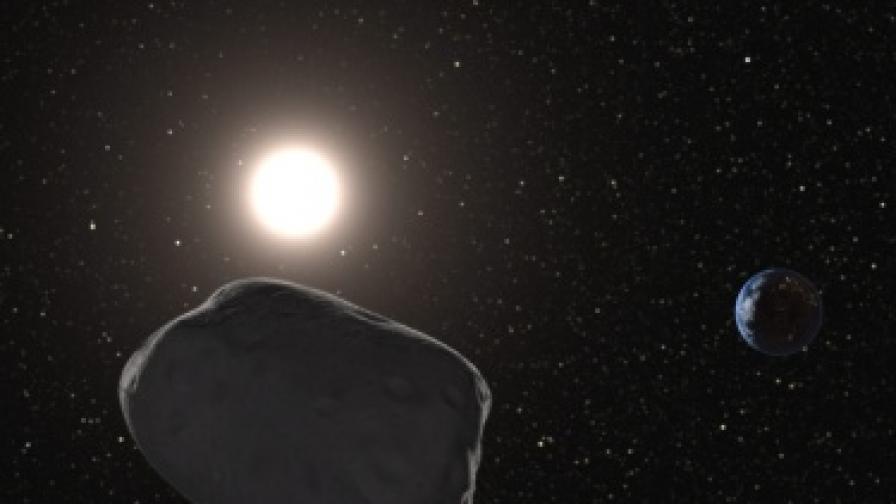 Американска компания планира да извлича суровини от астероиди
