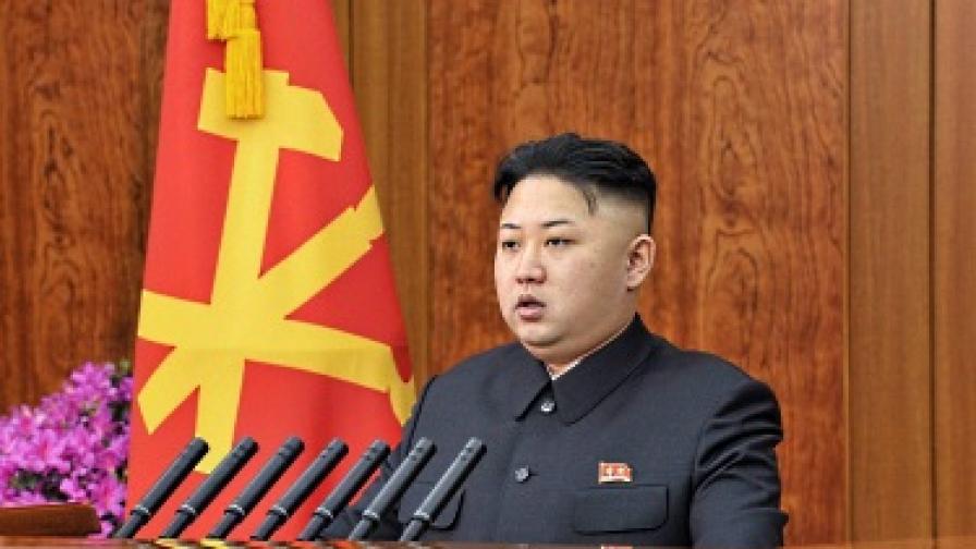 Ким не се бил оперирал, за да прилича на дядо си