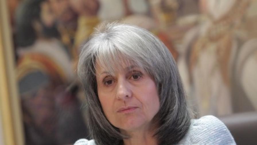 Маргарита Попова: Властта трябва да чуе протеста, а хората да се заслушат във властта