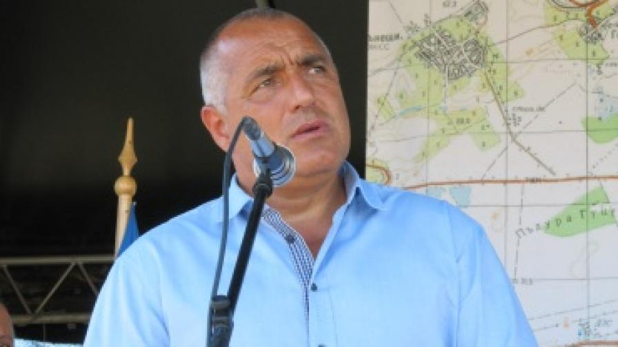 Борисов: В министерството на икономиката вярвам само на Добрев