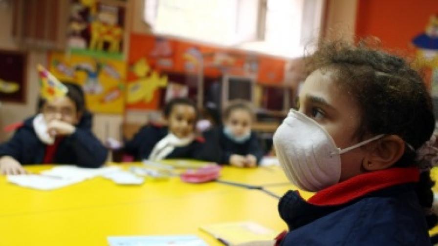 Свинският грип заразил 1/5 от населението на Земята