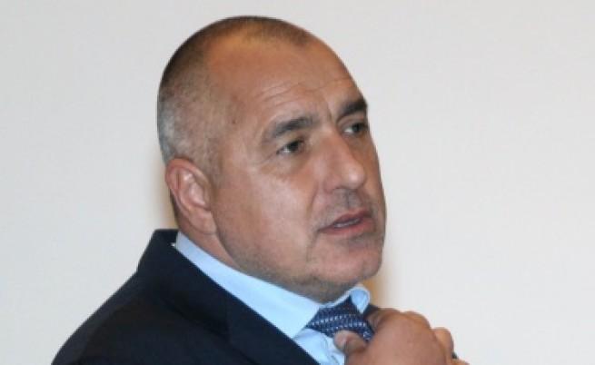 Бойко Борисов: Благодаря на Станишев, че зачеркна АЕЦ