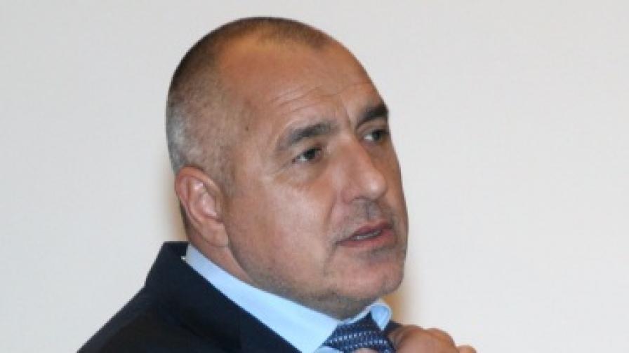 """Бойко Борисов: Благодаря на Станишев, че зачеркна АЕЦ """"Белене"""""""