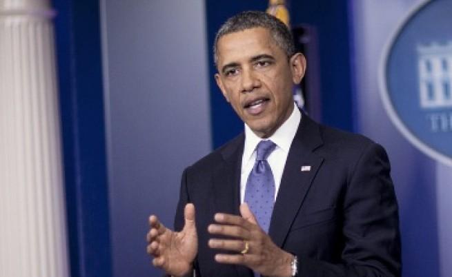 Обама: Мисля за евентуална намеса на САЩ в Сирия