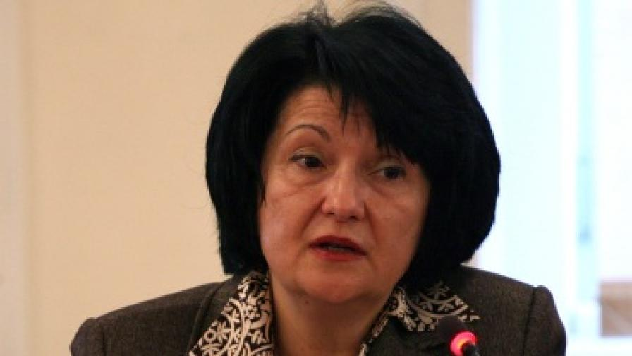 Българка от европейската Сметна палата е обвинена в морален тормоз