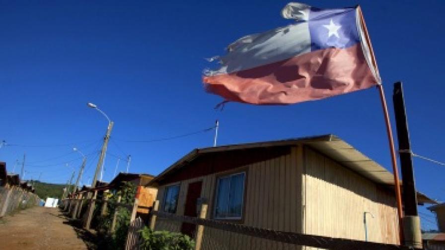 Силен трус в Чили, но няма данни за жертви и сериозни щети