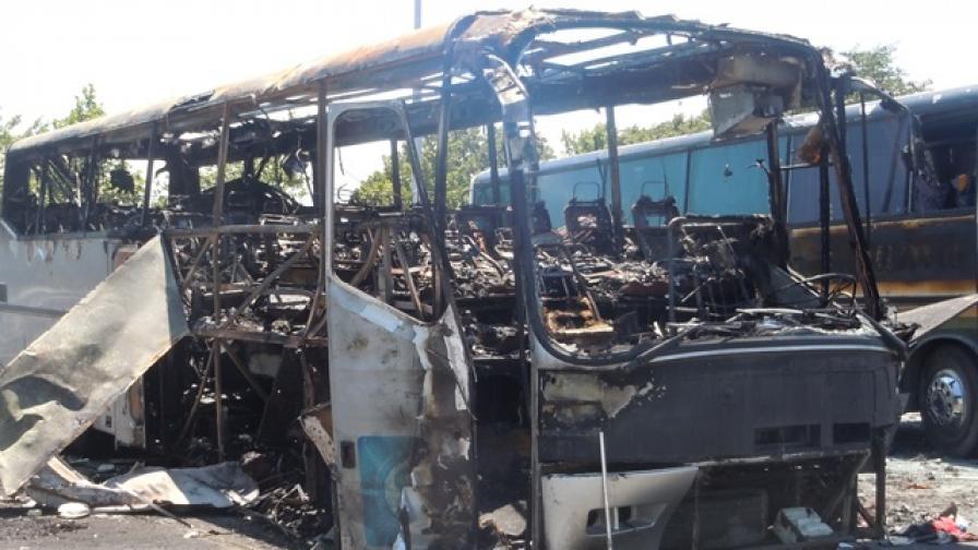Европол пак ни хвали за разследването на атентата в Бургас