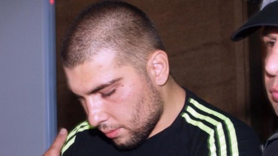 21-годишният Петър Ангелов, убил по изключително жесток начин Женя Тодорова