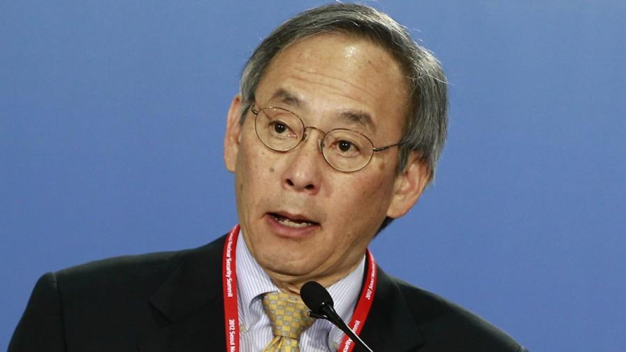 Стивън Чу