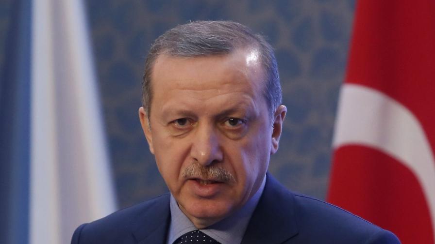 Ердоган: Непростимо е, че половин век по-късно още не сме в ЕС