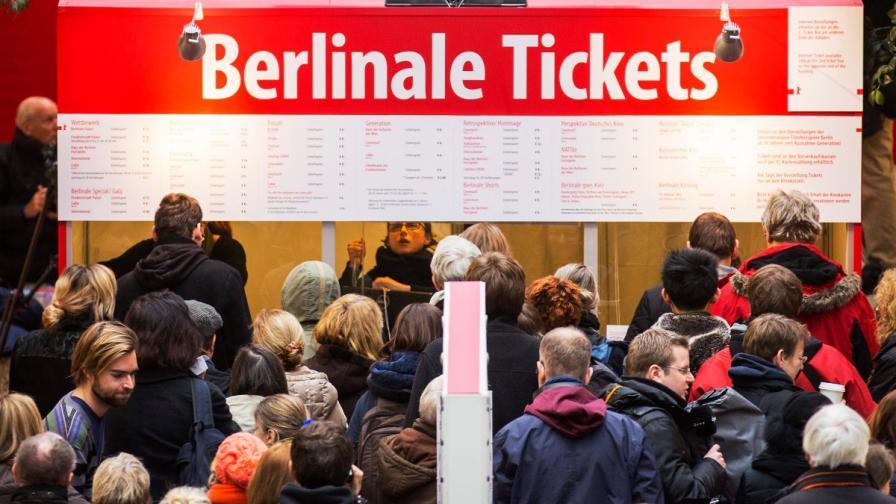 """За билети на """"Берлинале"""" се чака на дълги опашки"""