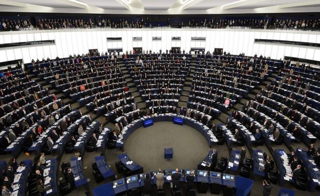 ЕП призова Русия да изтегли военните си сили от Украйна