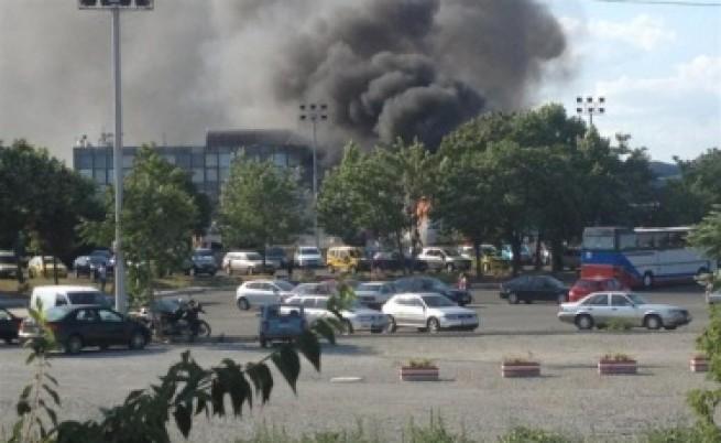 Бомбата при атентата в Бургас взривена с любителска радиостанция