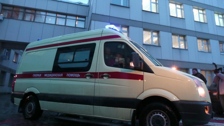 Взрив в руска мина уби деветима миньори
