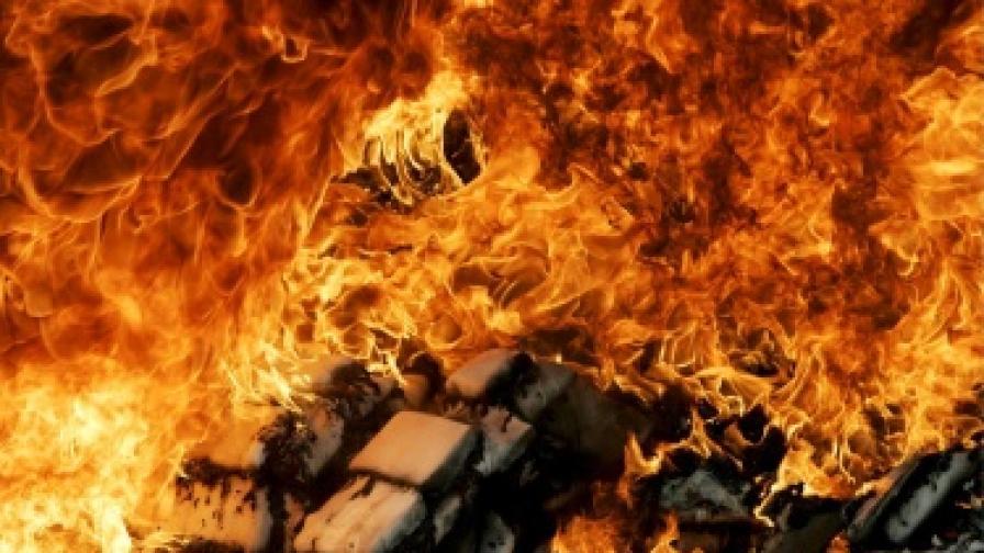 Експлозия на турско ГКПП уби осем души