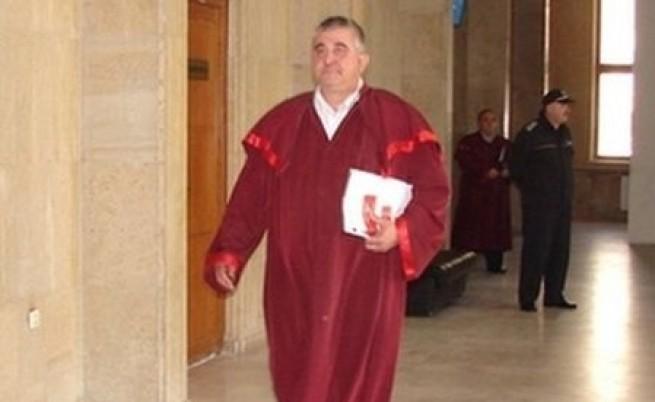 Прокурорът Ангел Георгиев е арестуван в Бургас