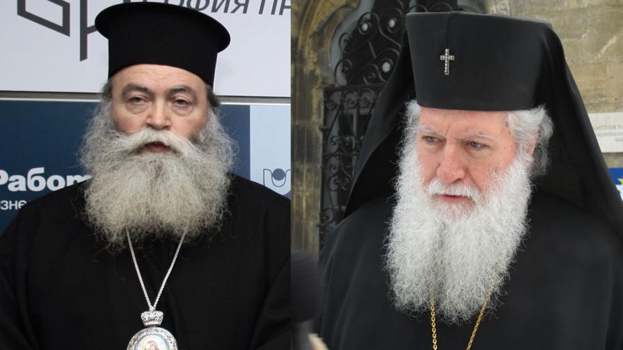 Избраха тримата кандидати за патриарх