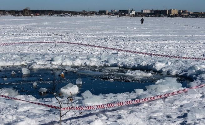 Уралски учени намерили отломки от метеорита