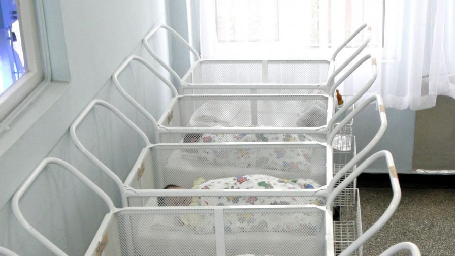 Жена роди в един ден две двойки близнаци